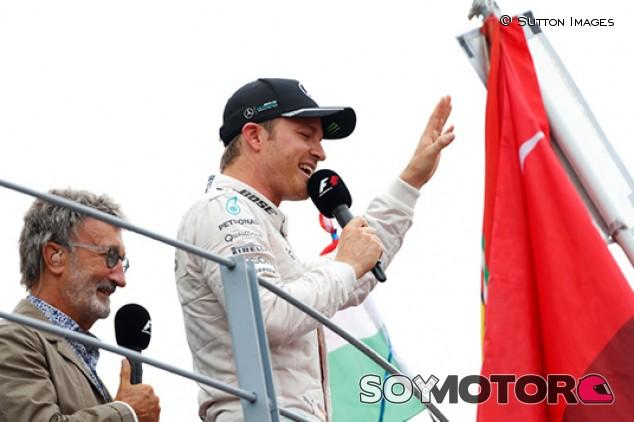 """Jordan: """"Rosberg hizo bien en retirarse, no habría ganado más"""" - SoyMotor.com"""