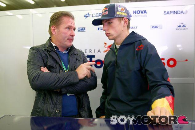 Jos Verstappen ayudará a su hijo en su segundo año - LaF1