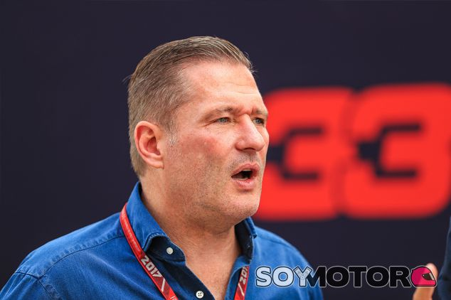 Jos Verstappen en Yas Marina - SoyMotor.com