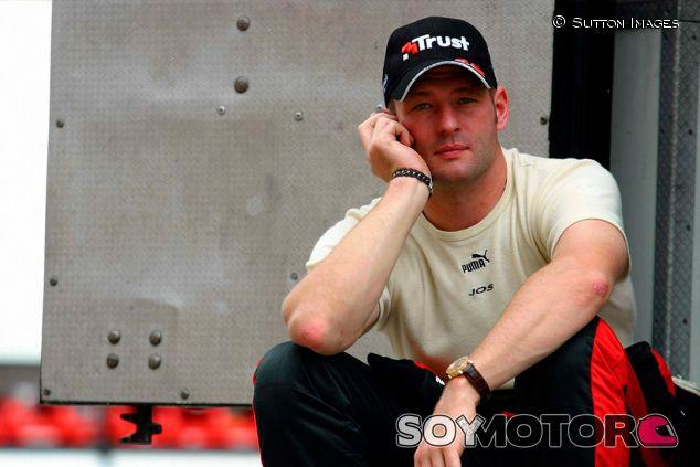 Jos Verstappen en Mugello en 2003 - SoyMotor.com