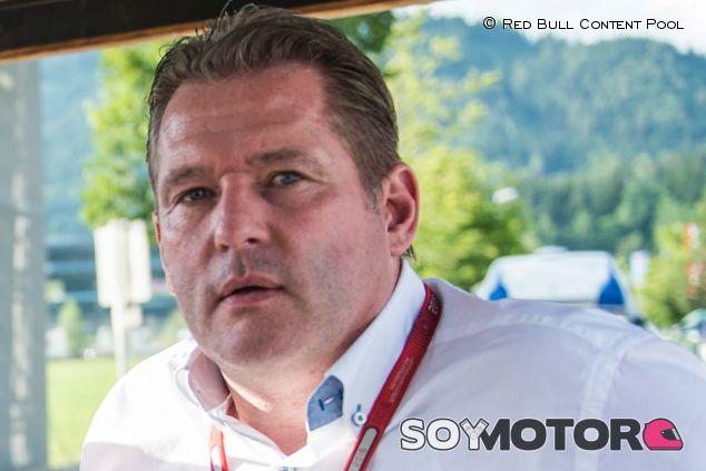 Jos Verstappen en una imagen de archivo - laF1