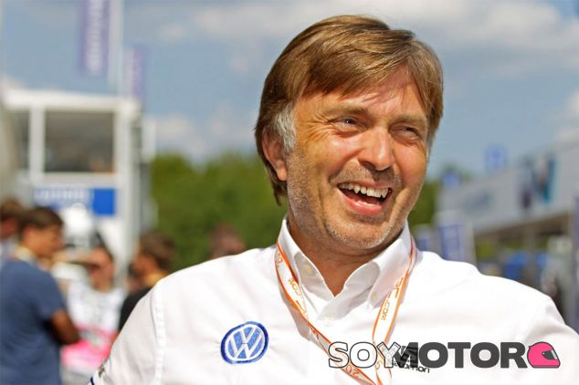 Jost Capito es feliz con su nuevo reto en McLaren - LaF1