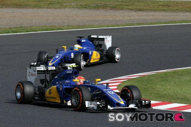 Sauber mantendrá la misma especificación hasta final de temporada - LaF1