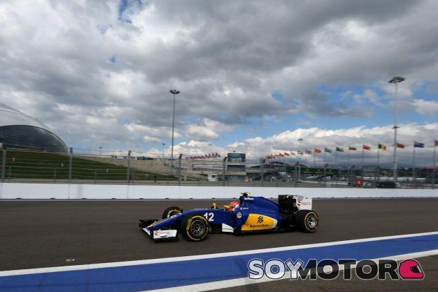 Felipe Nasr brilla en la clasificación - LaF1