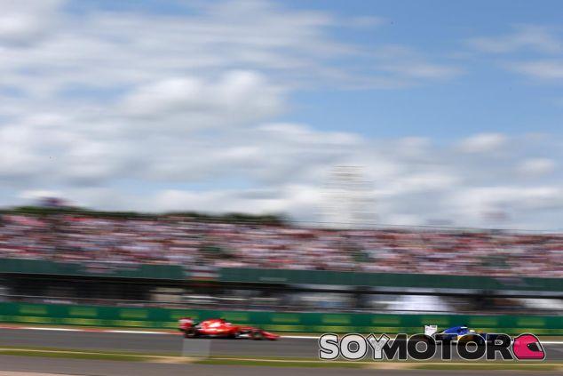 Ericsson por delante de Vettel en Silverstone - LaF1.es