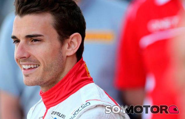 """Booth: """"Sin los dos puntos de Bianchi no estaríamos aquí"""""""