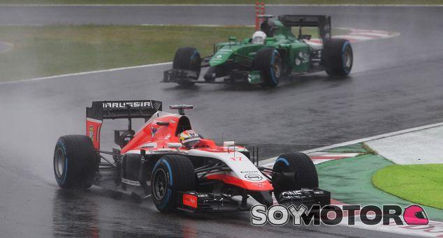 Jules Bianchi lucha por su vida: Los primeros días tras el accidente - LaF1.es