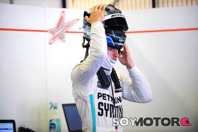 Juncadella saldrá quinto en la segunda carrera en Montmeló - LaF1