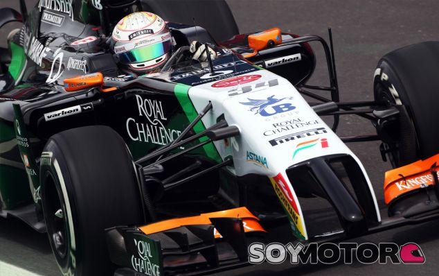 Dani Juncadella, hoy en Interlagos - LaF1