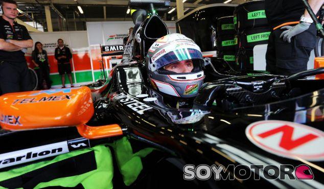 """Daniel Juncadella: """"Hoy me he podido sentir por unas horas como un piloto oficial"""" - LaF1.es"""