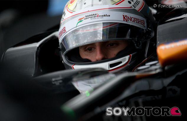 Daniel Juncadella en los tests de Jerez - LaF1