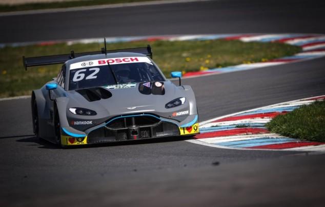 Juncadella, cuarto en el test de pretemporada del DTM en Lausitzring - SoyMotor.com