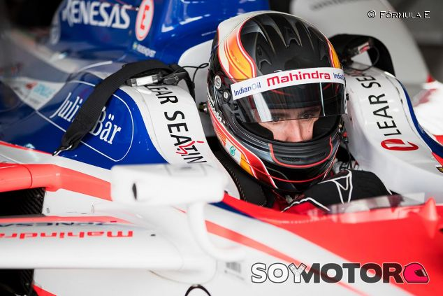 Dani Juncadella en el test - SoyMotor