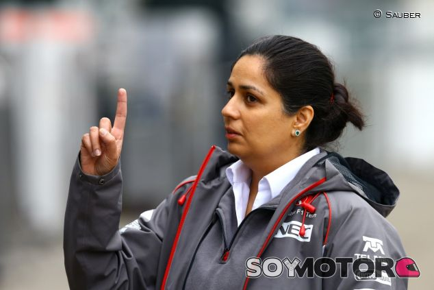 Monisha Kaltenborn - LaF1