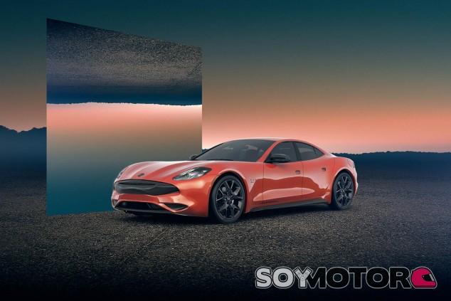 Karma GS-6 2021: una rara avis eléctrica de lo más llamativa - SoyMotor.com