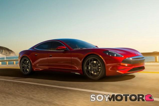 Karma Revero GT: joya híbrida con corazón de BMW - SoyMotor.com