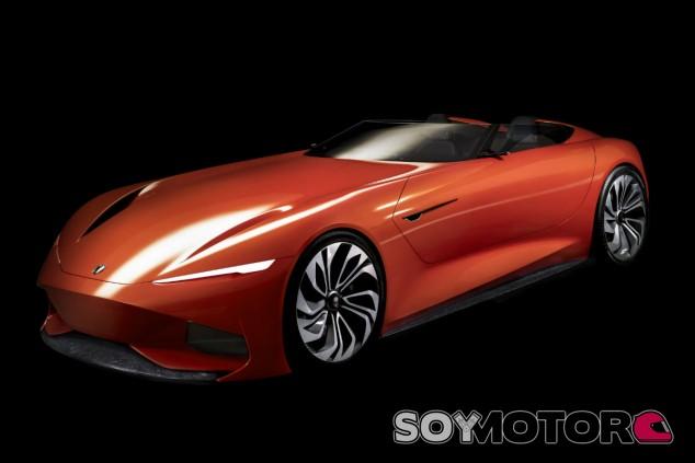 Karma SC1 Vision Concept: visión de futuro tecnológica - SoyMotor.com