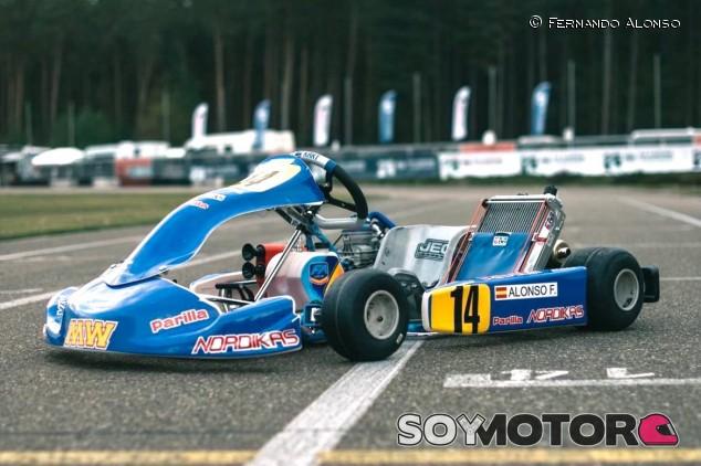 El Alonso Kart Racing Team lucirá un diseño muy especial este fin de semana - SoyMotor.com