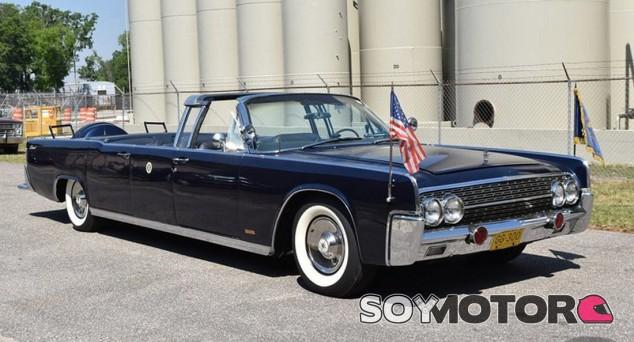 Lincoln Continental X-100 - SoyMotor.com