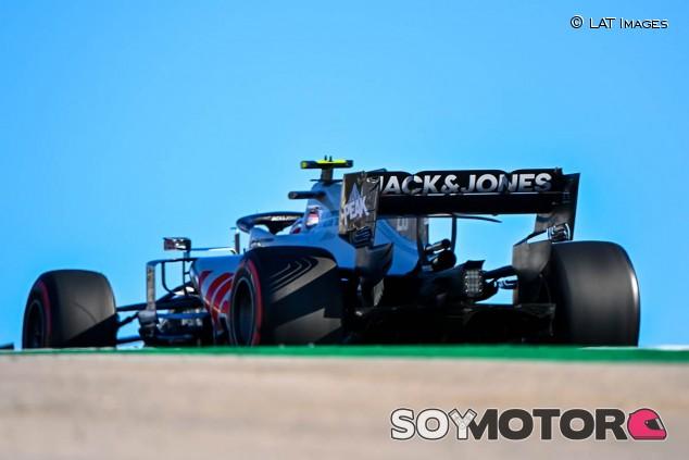 Kevin Magnussen en el GP de Portugal F1 2020 - SoyMotor.com