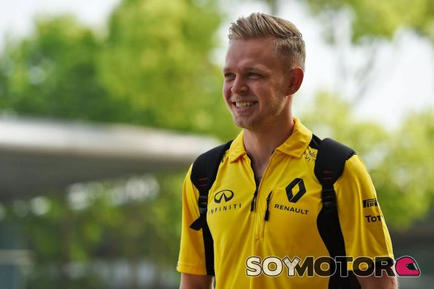 Kevin Magnussen - LaF1