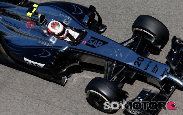 Kevin Magnussen en el Gran Premio de España - LaF1