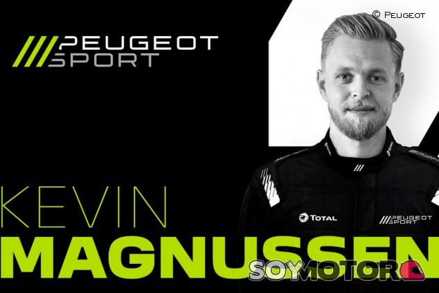 Magnussen debutará en Le Mans con Peugeot en 2022 - SoyMotor.com