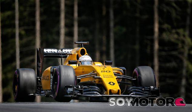 Magnussen espera remontar mañana - LaF1