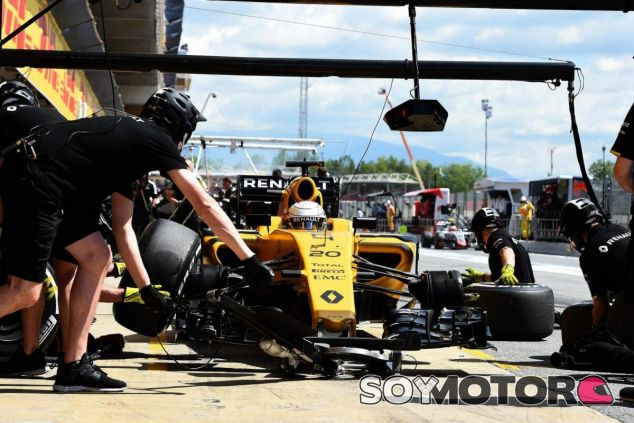 Magnussen está satisfecho con el rendimiento del RS16 - LaF1
