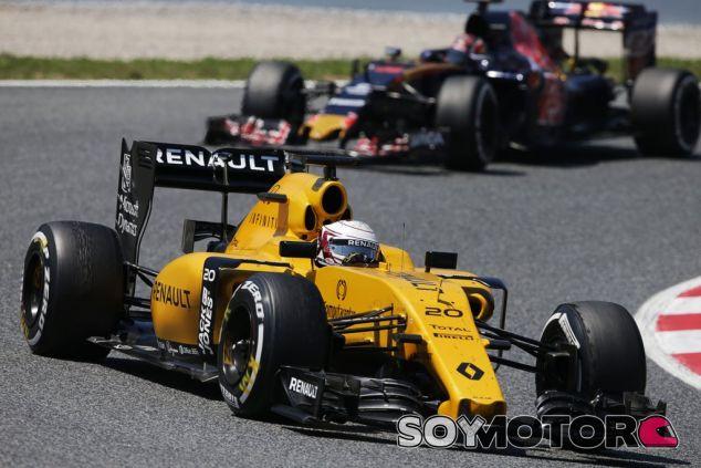 Magnussen no ha tenido una buena carrera hoy - LaF1