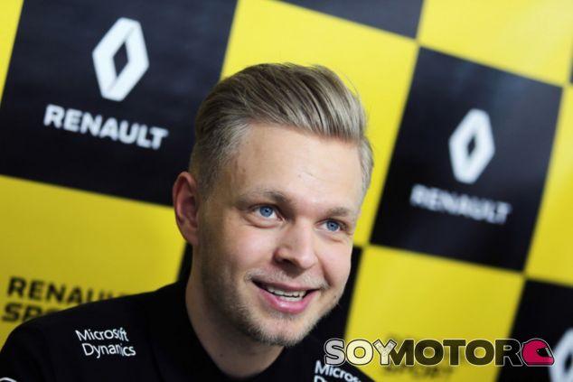 Kevin Magnussen debe olvidar que era el segundo plato de Renault - LaF1