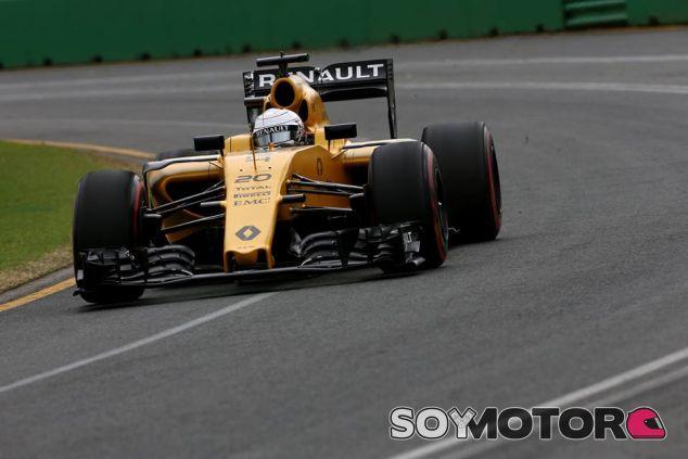 Kevin Magnussen es muy optimista con el trabajo de Renault - LaF1