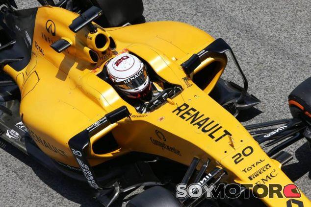 Magnussen está frustrado por competir muy atrás en la parrilla esta temporada - LaF1