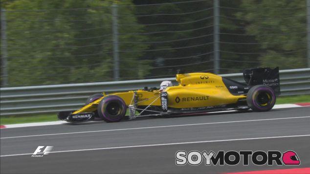 Magnussen, satisfecho con los avances del coche - LaF1