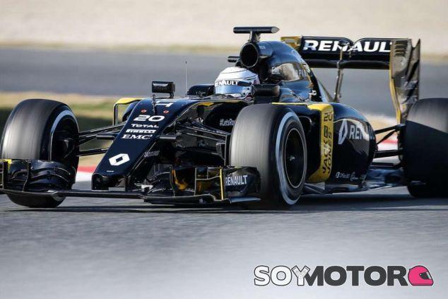 Magnussen vuelve a sentirse piloto - LaF1