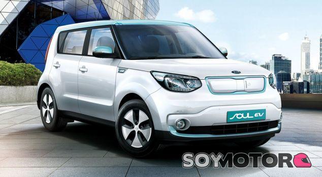 Kia también tendrá un servicio de 'carhsaring' en 2018 - SoyMotor.com