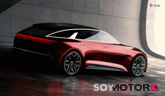 Coche conceptual de KIA - SoyMotor