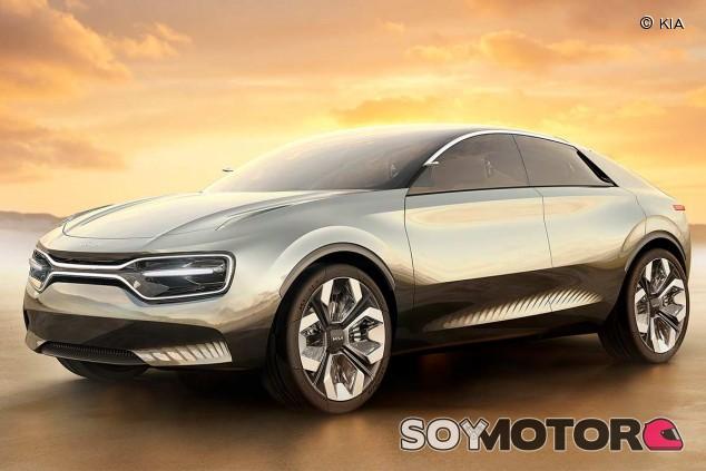 Kia Imagine - SoyMotor.com