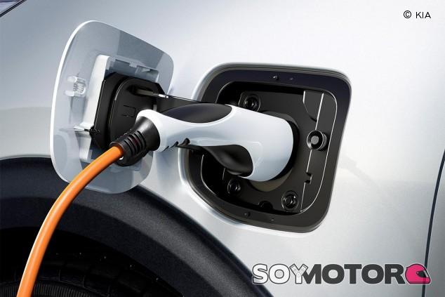Kia Niro híbrido enchufable - SoyMotor.com