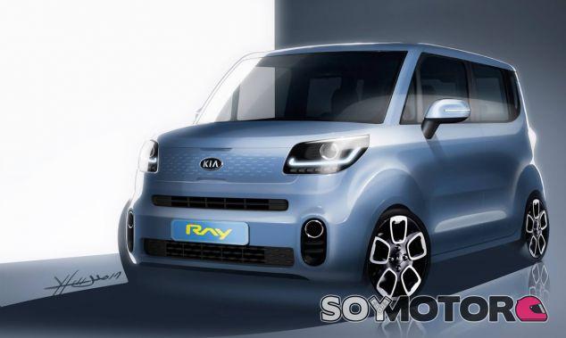 El Kia Ray recibe una importante actualización que el acerca a nivel visual a los últimos lanzamientos de la marca - SoyMotor