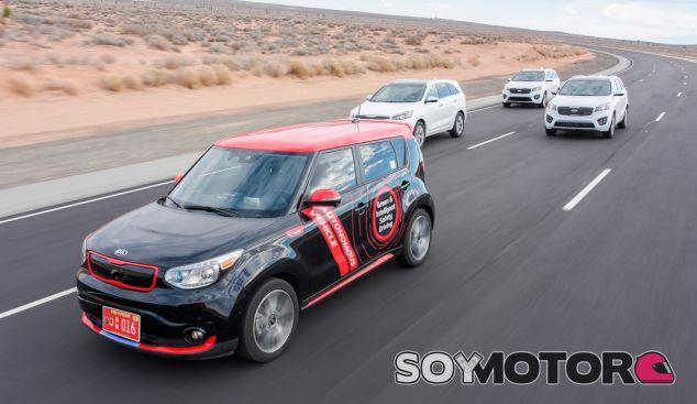 La conducción autónoma es uno de los objetivos principales de Kia - SoyMotor