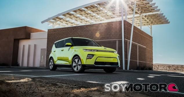 Kia Soul EV - SoyMotor.com