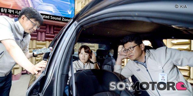 Kia Separated Sound Zone - SoyMotor.com