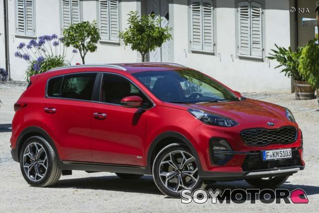 El Kia Sportage anuncia dos nuevas ediciones especiales en España - SoyMotor.com