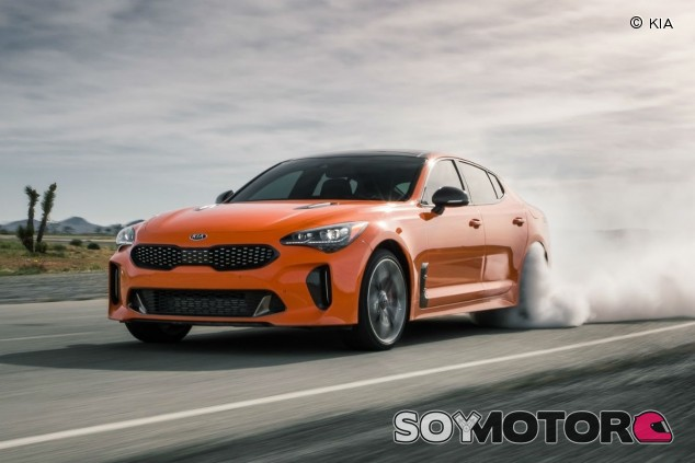 Kia Stinger GTS: elegancia deportiva llegada desde Corea del Sur - SoyMotor.com