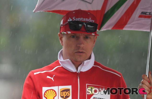 """Räikkönen: """"El coche debería ir bien en cualquier condición"""" - SoyMotor"""