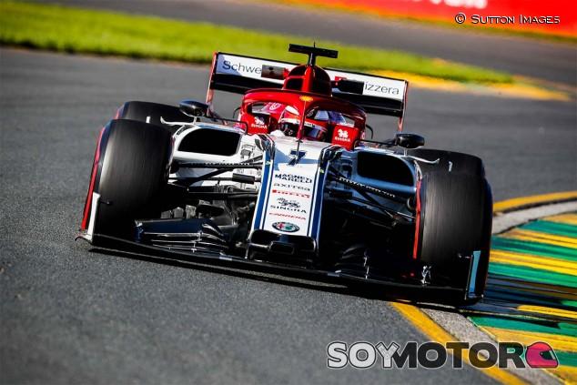 Kimi Räikkönen en Australia - SoyMotor
