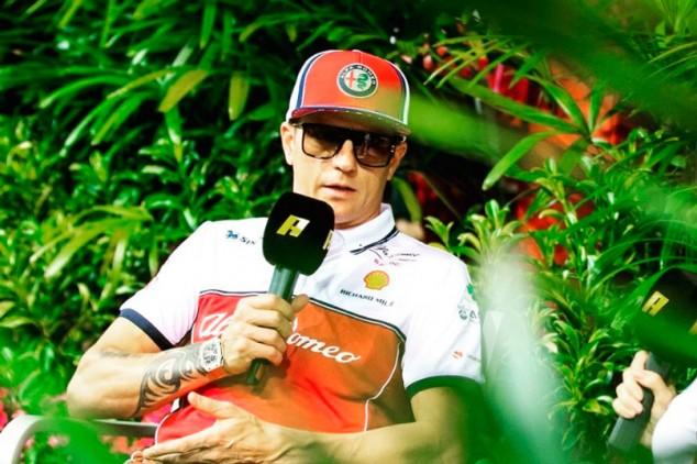"""Räikkönen, a favor de las redes sociales: """"Puedes contar tu versión"""" - SoyMotor.com"""