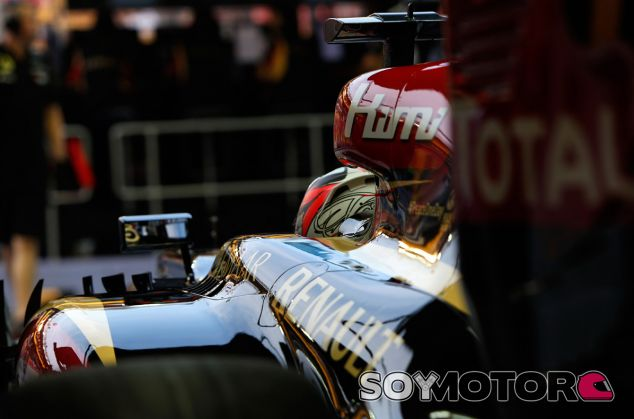 Kimi Räikkönen en el Gran Premio de Singapur - LaF1