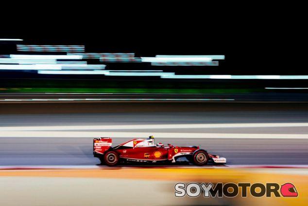 Kimi Räikkönen finalizó en segunda posición - LaF1